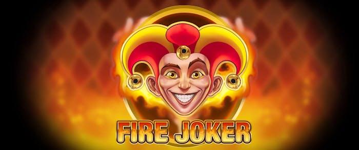 Fire Joker slot review - Slots.io