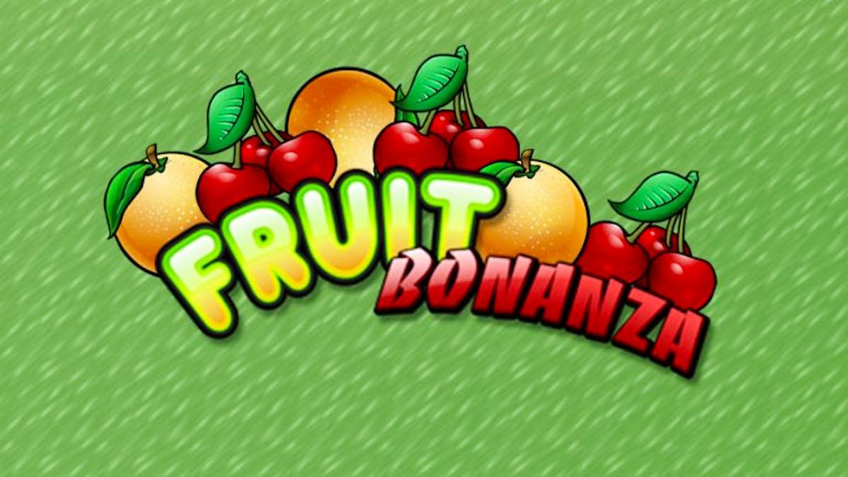 Testaa Fruit Bonanza ja nappaa mehukkaat voitot!