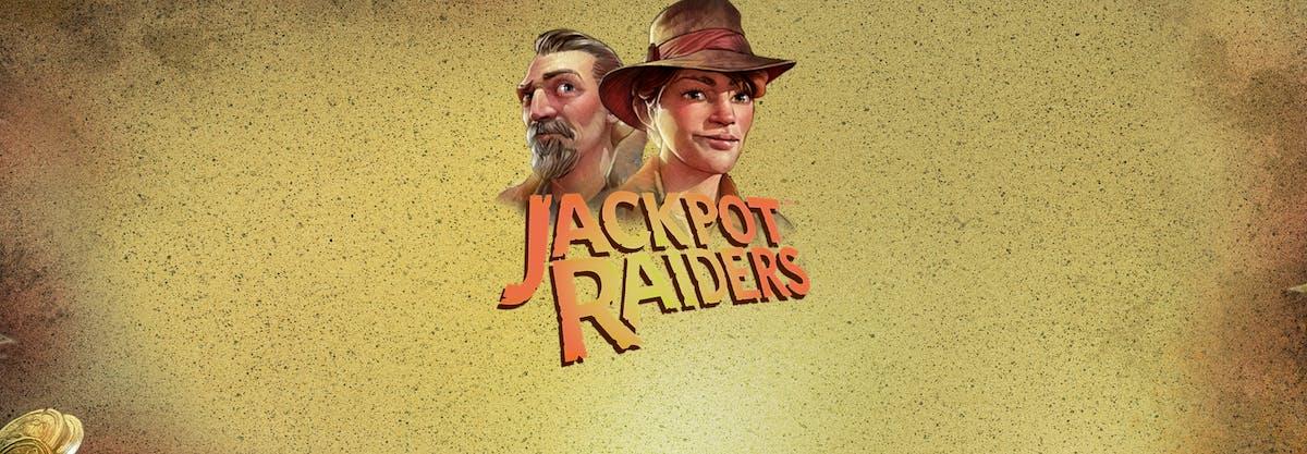 Entdecke 5 unglaubliche Jackpots mit den Jackpot Raiders