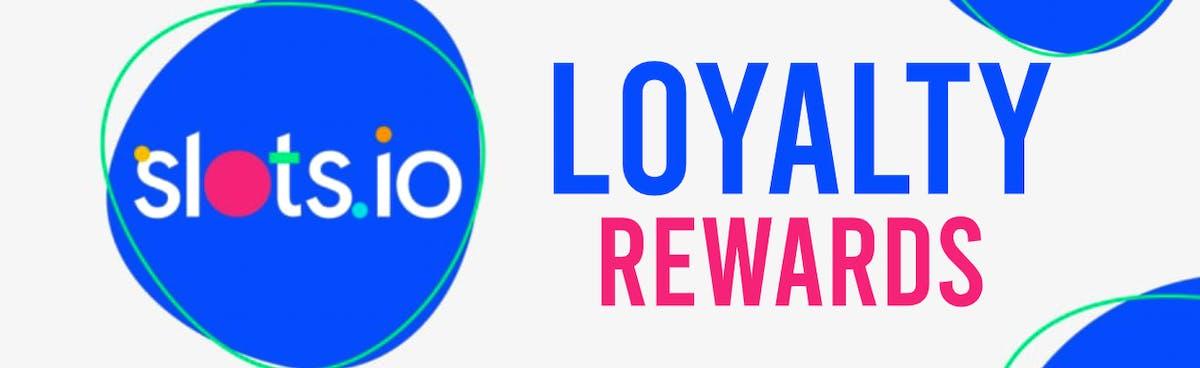 Получай бонусы за лояльность в Slots.io за каждую сделанную вами ставку.