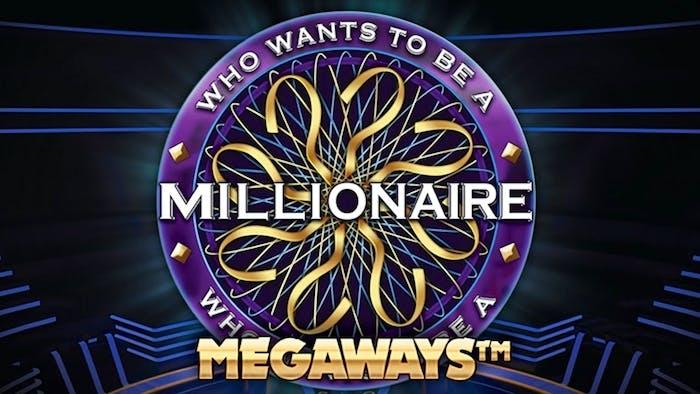 Rikastu hetkessä Who Wants to be a Millionaire Megaways -slotissa!