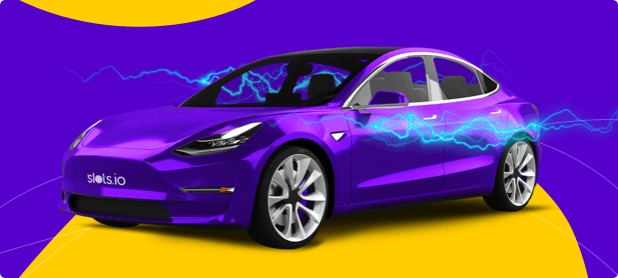 Win big & take Tesla to a ride!